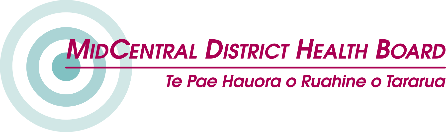MidCentral District Health Board logo