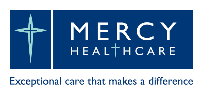 Mercy Healthcare logo